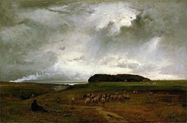 The Storm | George Inness | outdated