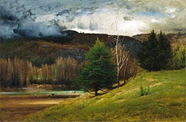 Kearsarge Village | George Inness | outdated