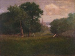 St. Andrews, New Brunswick | George Inness | Painting Reproduction