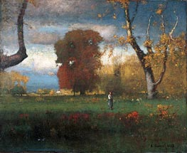 Landscape | George Inness | outdated
