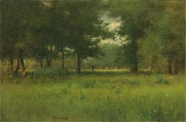 Midsummer, 1892 by George Inness | Painting Reproduction