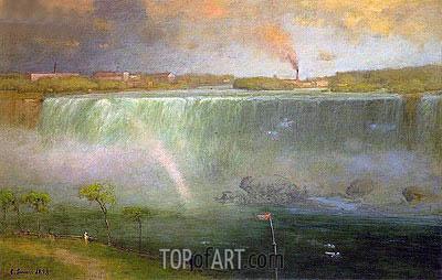 George Inness | Niagara, 1893
