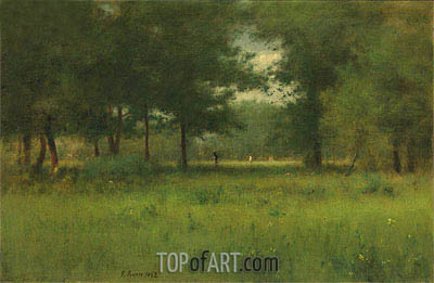 Midsummer, 1892 | George Inness | Painting Reproduction