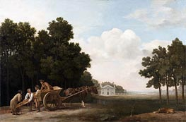 The Labourers, 1779 von George Stubbs | Gemälde-Reproduktion