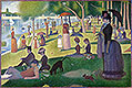 A Sunday on La Grande Jatte | Georges Seurat