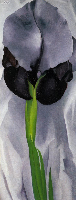 O'Keeffe | Iris, 1929