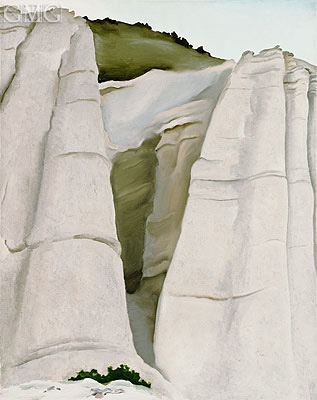 From the White Place, 1940 | O'Keeffe | Painting Reproduction