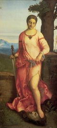 Judith, 1504 by Giorgione | Painting Reproduction