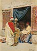 The Carpet Merchant | Giulio Rosati
