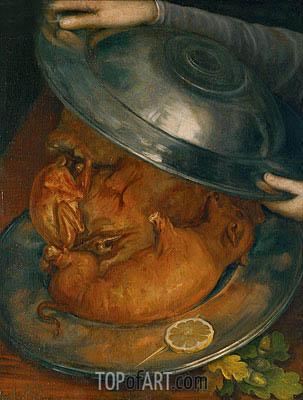 Arcimboldo | Cook, 1570