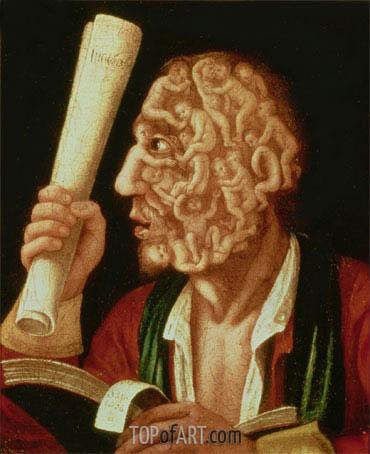 Arcimboldo | Portrait of Adam, undated