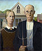 American Gothic | Grant Wood