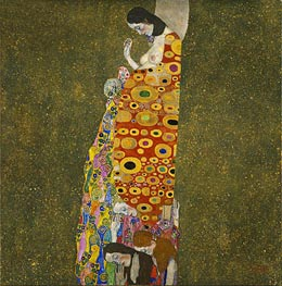 Hope II | Klimt | outdated