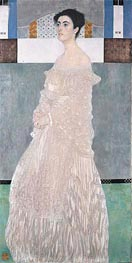 Portait of Margaret Stonborough-Whittgenstein, 1905 by Klimt | Painting Reproduction