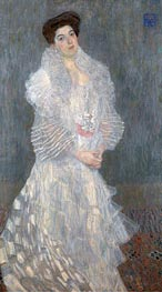 Portrait of Hermine Gallia | Klimt | Painting Reproduction