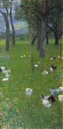 After the Rain, 1899 von Klimt | Gemälde-Reproduktion