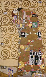 Fulfilment (Stoclet Frieze) | Klimt | Gemälde Reproduktion