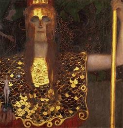 Pallas Athena | Klimt | veraltet