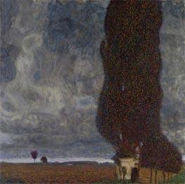 Tall Poplars II (Approaching Thunderstorm) | Klimt | veraltet