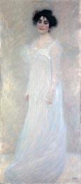 Serena Pulitzer Lederer, 1899 by Klimt | Painting Reproduction