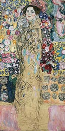 Portrait of a Woman (Ria Munk) | Klimt | veraltet