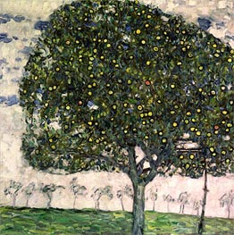 The Apple Tree II, 1916 von Klimt | Gemälde-Reproduktion
