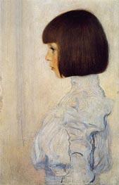 Portrait of Helene Klimt, 1898 von Klimt | Gemälde-Reproduktion