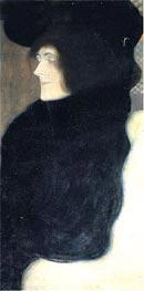 Pale Face, 1903 von Klimt | Gemälde-Reproduktion