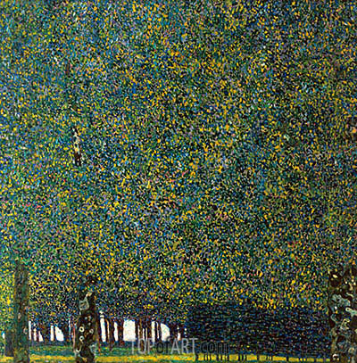The Park, 1910 | Klimt | Painting Reproduction