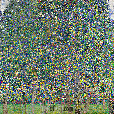 Pear Tree, 1903 | Klimt | Painting Reproduction