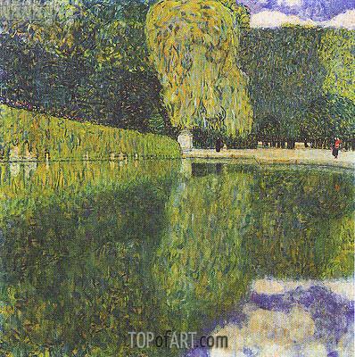 Schonbrunn Park, 1916 | Klimt | Gemälde Reproduktion