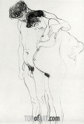 Hope, c.1903/04 | Klimt | Gemälde Reproduktion