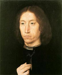 Portrait of a Man | Hans Memling | outdated