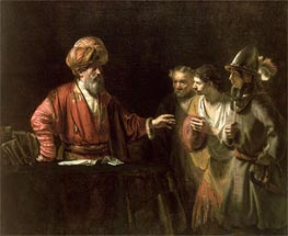 The Centurion Cornelius (The Unmerciful Servant) | Rembrandt | veraltet
