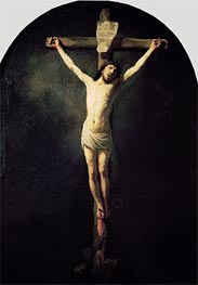 Christ on the Cross | Rembrandt | veraltet