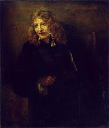 Portrait of Nicolaes Bruyningh | Rembrandt | veraltet