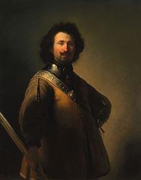 Joris de Caulerii | Rembrandt | Gemälde Reproduktion