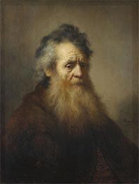 Portrait of an Old Man | Rembrandt | veraltet