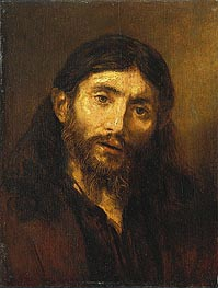 Bust of Christ | Rembrandt | veraltet
