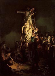 Descent from the Cross | Rembrandt | Gemälde Reproduktion