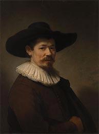 Herman Doomer | Rembrandt | Gemälde Reproduktion