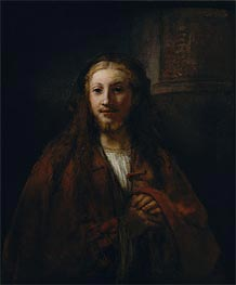 Christ with a Staff | Rembrandt | veraltet