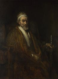 Portrait of Jacob Trip  from Portraits of Jacob Trip and his Wife Margaretha de Geer | Rembrandt | veraltet
