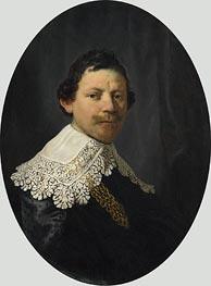 Portrait of Philips Lucasz. | Rembrandt | veraltet