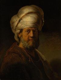 An Oriental | Rembrandt | veraltet