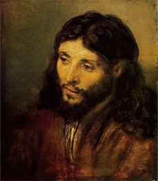 Christ, 1656 von Rembrandt | Gemälde-Reproduktion
