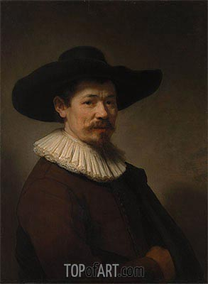 Herman Doomer, 1640 | Rembrandt | Painting Reproduction