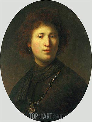 Portrait of a Man, 1632 | Rembrandt | Painting Reproduction