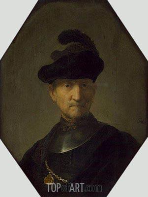 Rembrandt | Old Warrior, c.1630