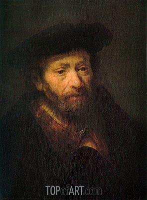 Rembrandt | Portrait of Old Man, c.1643
